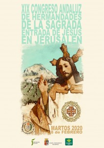 XIX Congreso Andaluz de Hermandades y Cofradías de la Sagrada Entrada de Jesús en Jerusalén