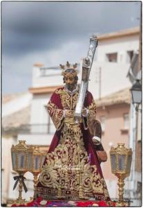 Jesús Nazareno de Torredonjimeno. Foto: Francisco Rosa