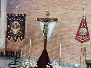 Eucaristía en honor al Santísimo Cristo de Charcales