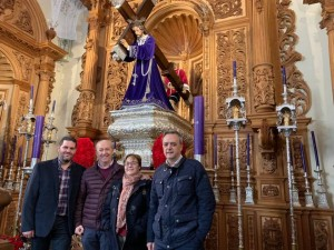 La Asociación Musical de Pitres acompañará a María Santísima de los Dolores en 2020