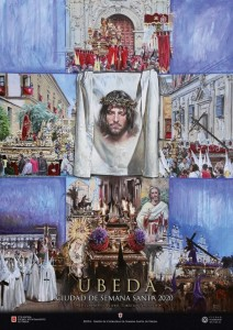 Cartel de la Semana Santa de Úbeda 2020