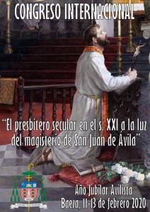 Congreso Internacional sobre San Juan de Ávila