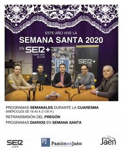 Radio Pasión en Jaén y SER+