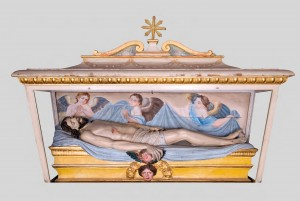 Cristo Yacente de la Catedral de Jaén
