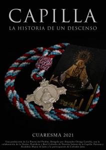 "Cartel del documental ""Capilla. La historia de un descenso"""
