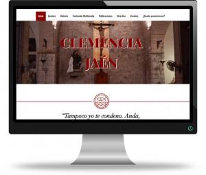 Nueva página web de la Cofradía de la Clemencia